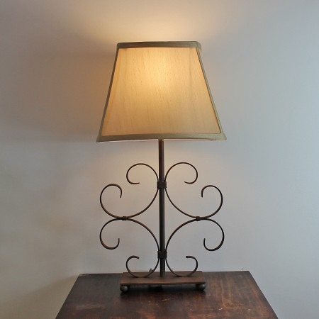 "The ""Maxey"" - Side Lamp"