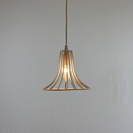 "The ""Withwell"" Collection - Single Wrought Iron Pendant Light"