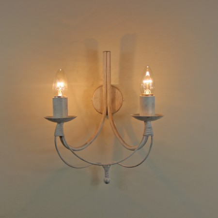 "The ""Casterton"" Twin Wall Light"