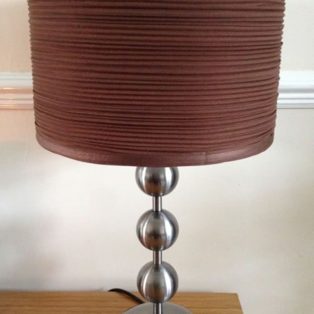 The 'Hanthorpe' - Side Lamp