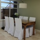 longford large dinning room table