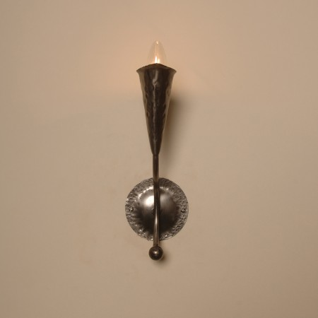 The 'Tallington' Collection - Single Candle Wall Light