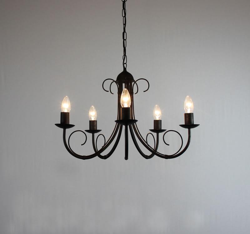 Black Pendant Light Fittings